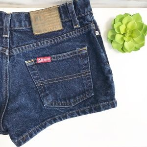 RALPH LAUREN Vintage Jean Saturday Short-Size 2